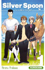 Silver Spoon volume 1